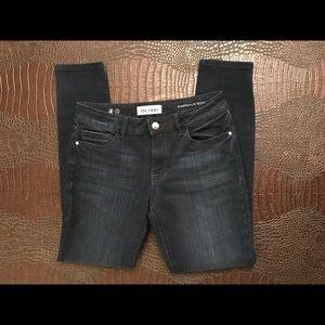 27 waist DL1961 Margaux fit Moscow dark jean